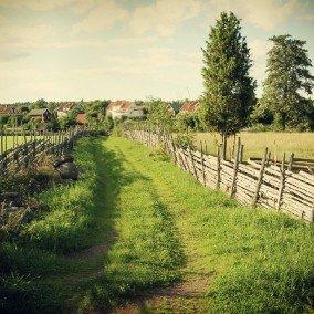 Estudo da Paisagem Rural de Bräbygden